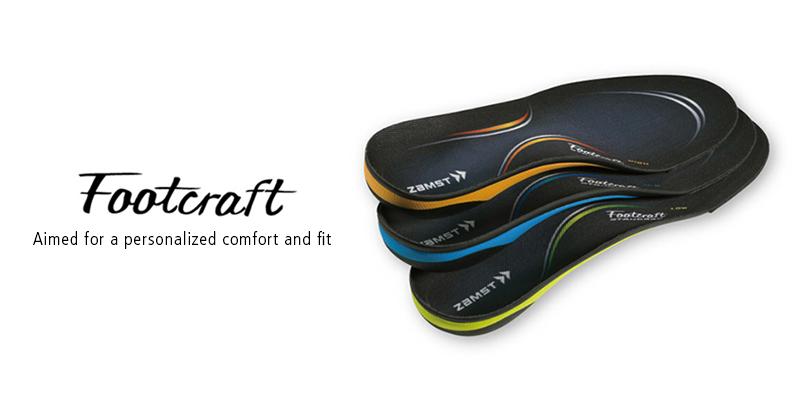 기능성 인솔 Footcraft (풋크래프트) 출시