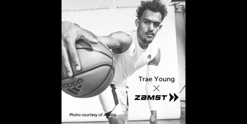 잠스트, 미국 프로 농구선수 Trae Young과 스폰서 계약 발표
